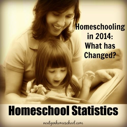 NextGen Homeschool / Homeschooling in 2014: What Has Changed? Current Statistics