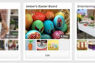 Pinterest Easter Boards!
