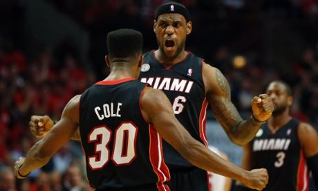 nba 2013 championship playoff game 3 images | Miami Heat claim NBA playoff series lead with win at Chicago Bulls ...