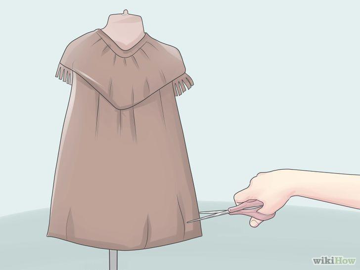 Как сделать костюм индейца