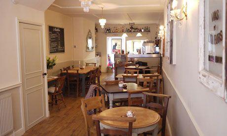 La Madeleine cafe, Hereford