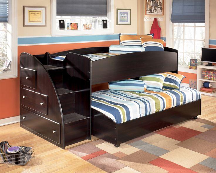 loft bedroom furniture big bed rooms small ideas children beds room bunk spaces set for kids in