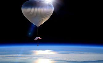 Notizie dal web: 60.000 euro per un viaggio ai confini dello spazio...