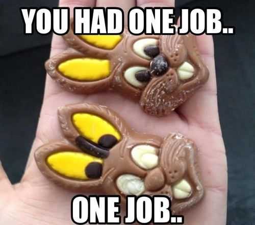 30 Funniest You Had One Job Caption Pictures