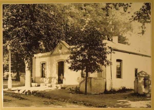 Jailer's House Dorp Street Stellenbosch