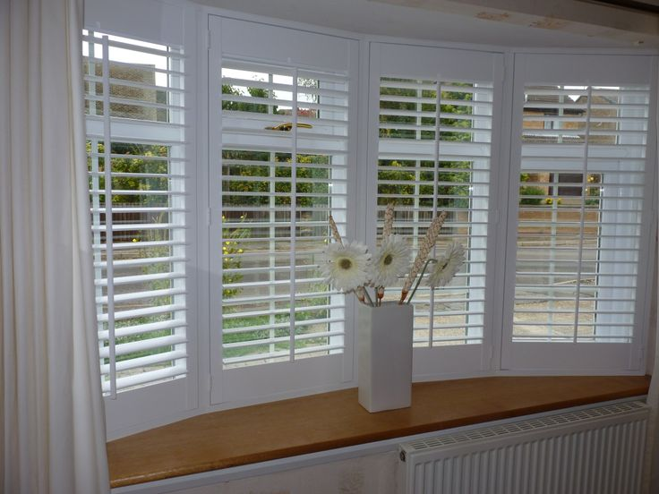 17 Best Images About Bay Window Shutters On Pinterest Plantation Shutter Classy And Teak