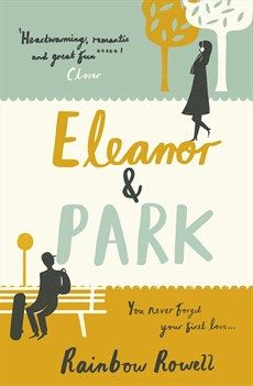 Eleanor & Park by Rainbow Rowell. Eleanor is the new girl in town. All mismatched clothes, mad red hair and chaotic home life, she couldn't stick out more if she tried. Then she takes the seat on the bus next to Park. Quiet, careful and - in Eleanor's eyes - impossibly cool, Park's worked out that flying under the radar is the best way to get by. Slowly, steadily, Eleanor and Park fall in love the way you do the first time, when you're 16, and you have nothing and everything to lose.