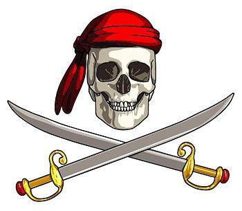 череп пиратский png - Поиск в Google