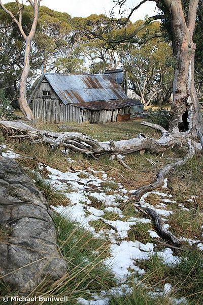 Wallace HutBACK Falls Creek, Victoria, Australia PREVIOUS #travel