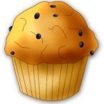 Muffin 2 Clipart | Arts and things | Pinterest