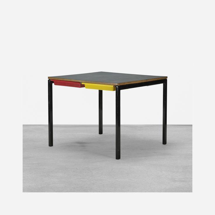 Maxx Cuisine Design Obst- Und Gemüseschneider : 111 Charlotte Perriand  table from la chambres détudiant del la