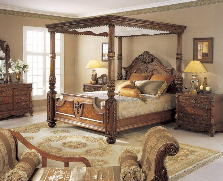 88 best Romantic rooms images on Pinterest | 3/4 beds, Bedroom ...