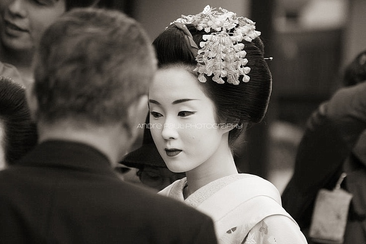 Geisha of Gion by Andre Paul Photography http://www.andrepaul-photography.com
