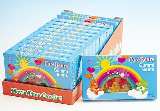 care bear gummies