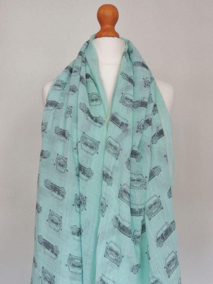 #peachiecream #minicar #scarf