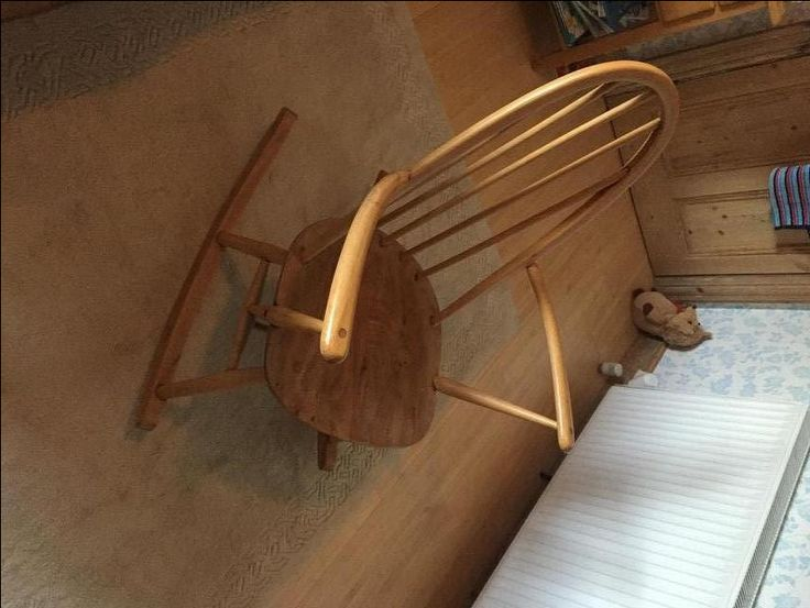 ercol rocking chair for sale in cottingham east yorkshire preloved