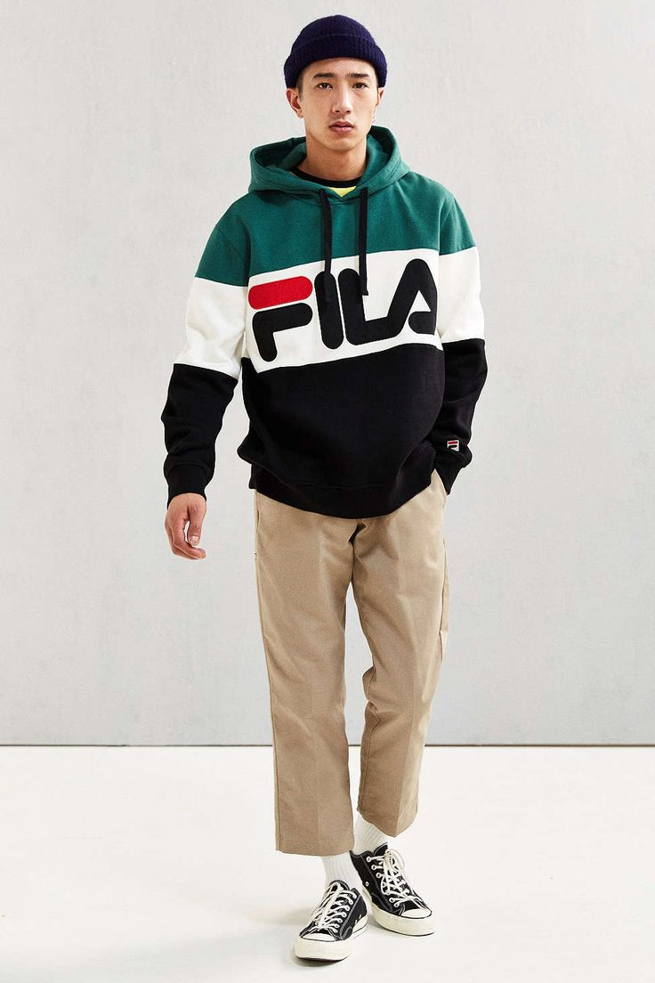Best 25+ Fila vintage ideas on Pinterest | Urban outfitters logo Fila outfit and Vintage sportswear