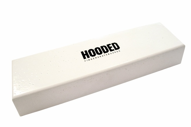 DEDMENT curb box 2nd - HOODED fingerboard