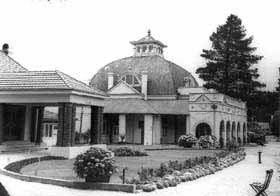 Hydro Majestic Hotel, Medlow Bath – side view. c.1938