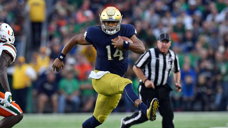 DeShone Kizer hopes to channel Tom Brady, Cam Newton to be the best of all time
