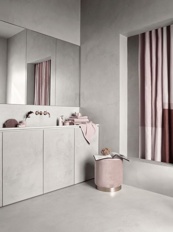 H&M Home Shades of pink - via Coco Lapine Design blog