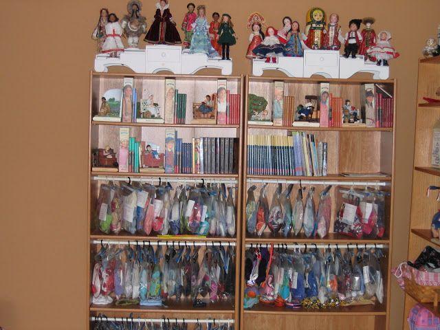 American Girl Doll Clothing Storage Ideas Pictures & Clothing Storage: American Girl Doll Clothing Storage Ideas