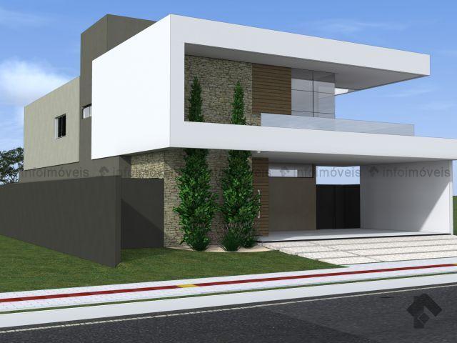 Venda Sobrado-Condomínio no bairro Pq. Residencial Damha II na cidade de Campo Grande ID 228923   INFOIMÓVEIS Classificados