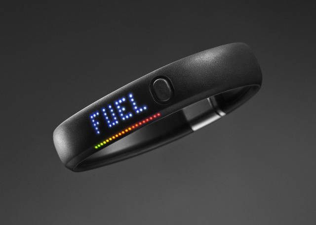 Nike's Nike+ FuelBand | High-tech wristband that tracks and encourages active movement.