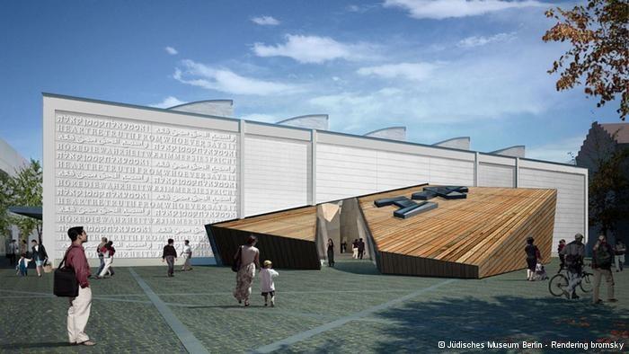 Daniel Libeskind projeta ampliação do Museu Judaico de Berlim