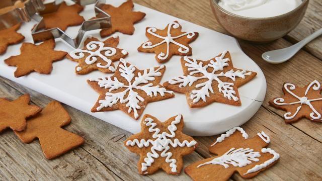 Oppskrift på julens deiligste pepperkaker