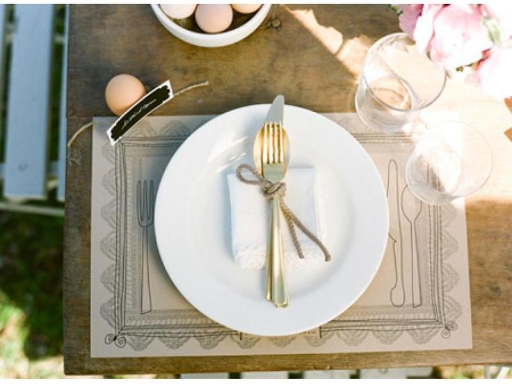 Idee per la tavola di Pasqua | DD Magazine