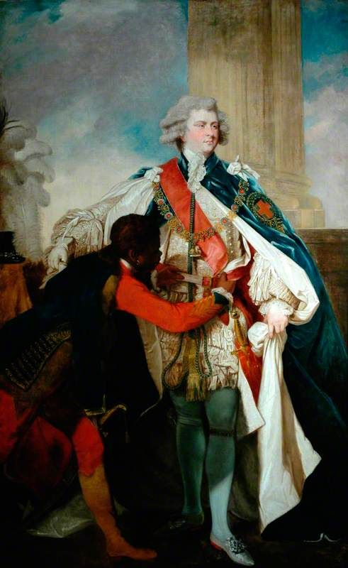 George IV (1762–1830), when Prince of Wales  (after Joshua Reynolds)  by John…