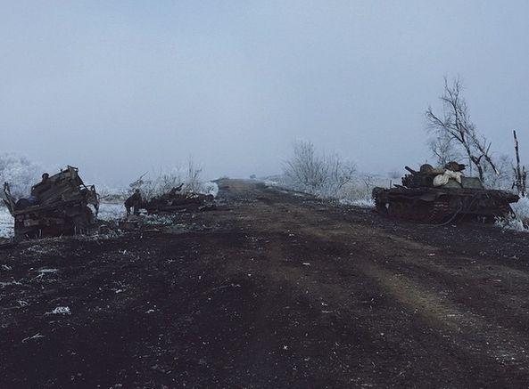 Colonel Cassad (in English) - The Debalcevo encirclement. February 15. Evening.