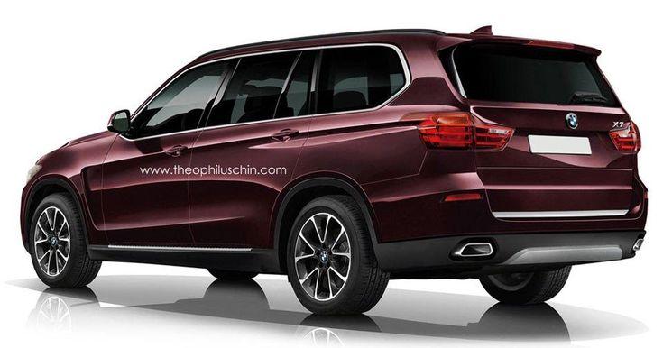 BMW X7 To Go Bentley Bentayga Hunting With Ultra-Luxurious 4-Seat Version #BMW #BMW_X7