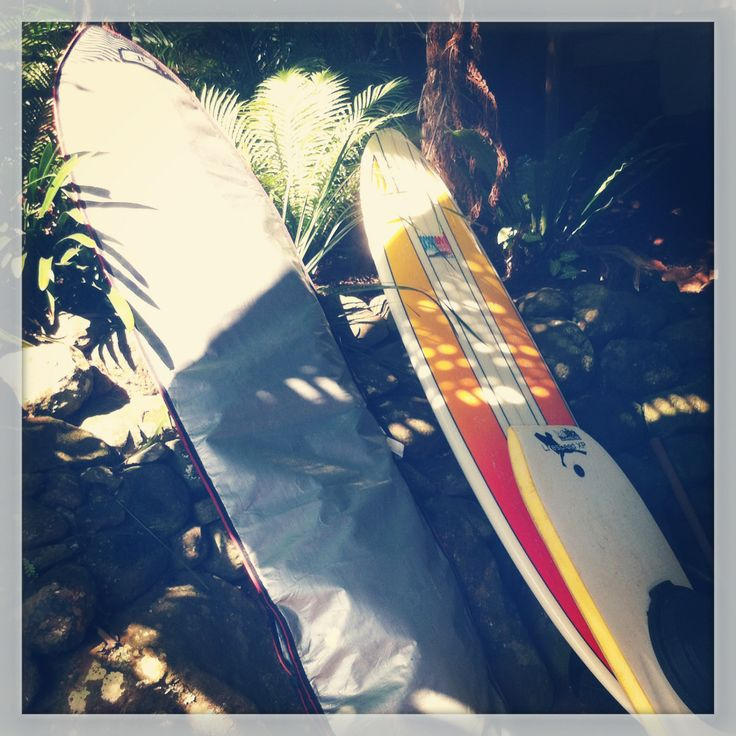 Grab a board and go surfing.