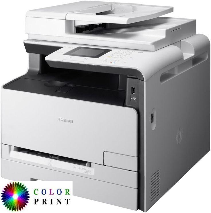 Kifutó termék: Canon MF628cw színes multifunkciós nyomtató  A raktáron lévő 13 darab nyomtatót most AKCIÓS ÁRON kínáljuk Önöknek 73.000 Ft+áfa értékben.