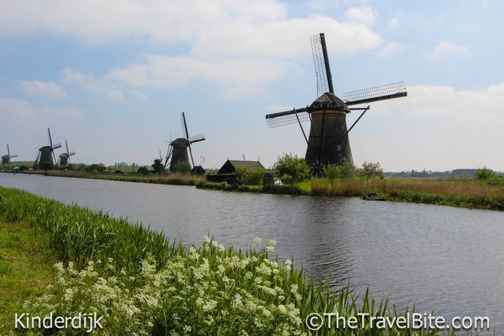 Where to see windmills in Holland
