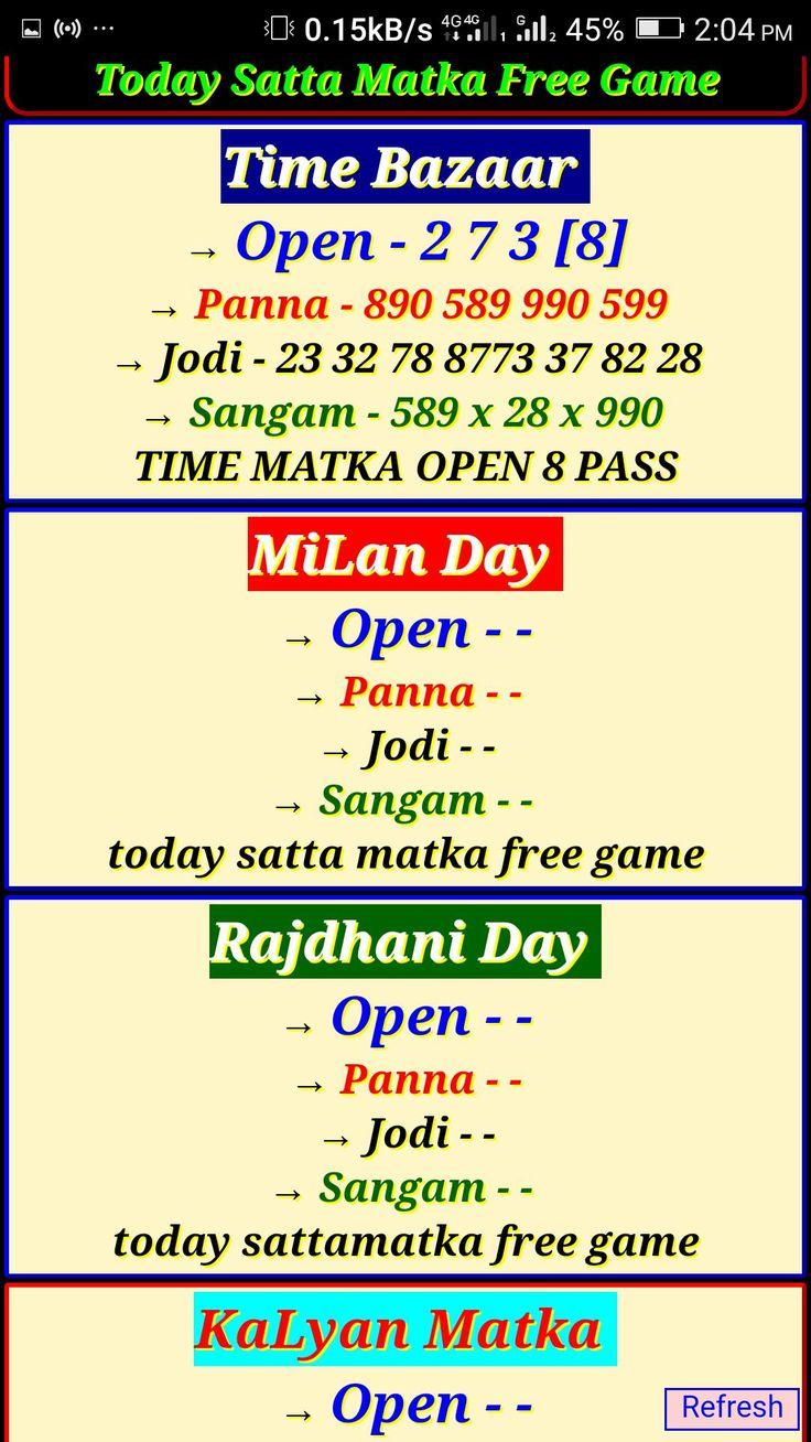 Symbolic Kalyan Today Guessing Number Kalyan Guessing