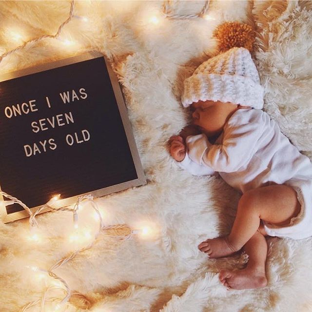 Newborn + Christmastime? We. Just. Can't. : @4thgirlknits