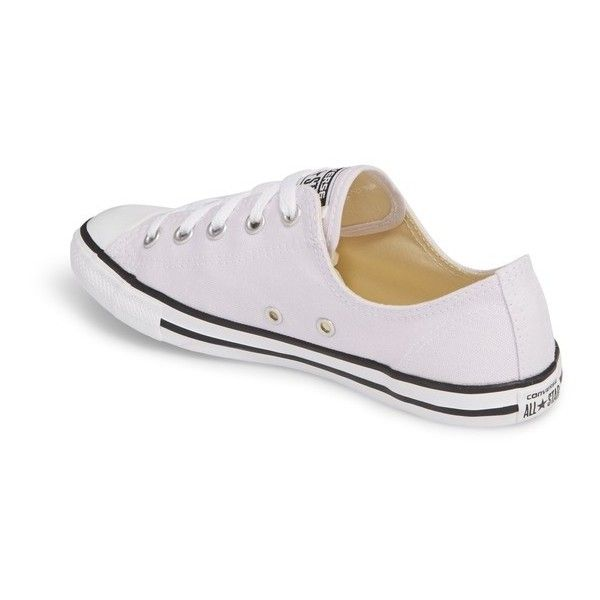 Women's Converse Chuck Taylor All Star Dainty Ox Low Top Sneaker (200 AED) ❤