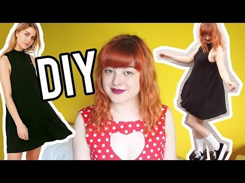I love swing dresses. Today I'm going to try and make one (or three!) Previous episode: https://youtu.be/Q0u-9oAX5Q0 UO dodgy business: 1. http://www.upworth...