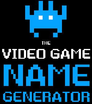 Need a slick title for your new app, game or product? Try the Video Game Name Generator