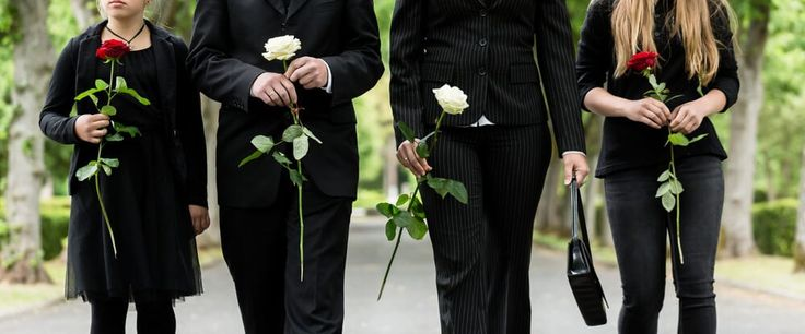 Funerals Today: What to Wear, What to Say, What to Do