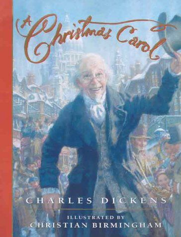 A Christmas Carol: Amazon.co.uk: Charles Dickens, Jane Parker Resnick, Christian Birmingham: 9780753405000: Books