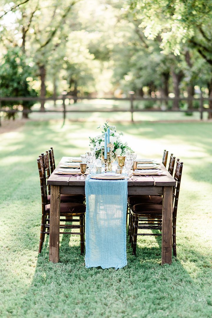 f61dedde505 French Countryside Wedding Inspiration at Venue at the Grove with Tony  George Photography