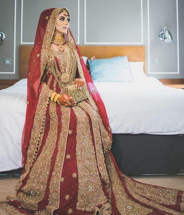 Wedding dress muslimah 2018 honda