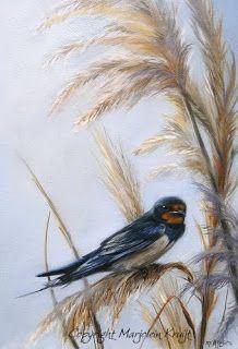 Blog - Marjolein Kruijt Animal Artist / dieren kunstenares: wildlife art