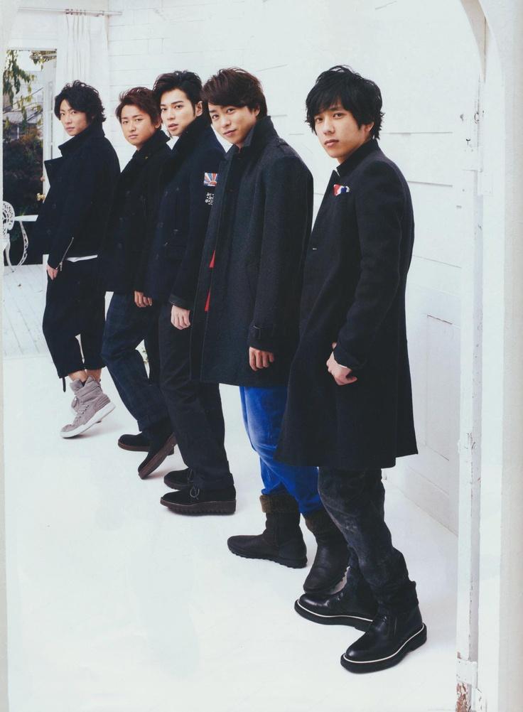 #Arashi, 嵐