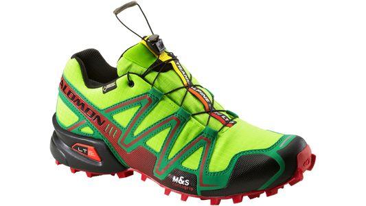 SALOMON Herren Trailrunning-Schuhe »Speedcross 3 GTX TransAlp M«