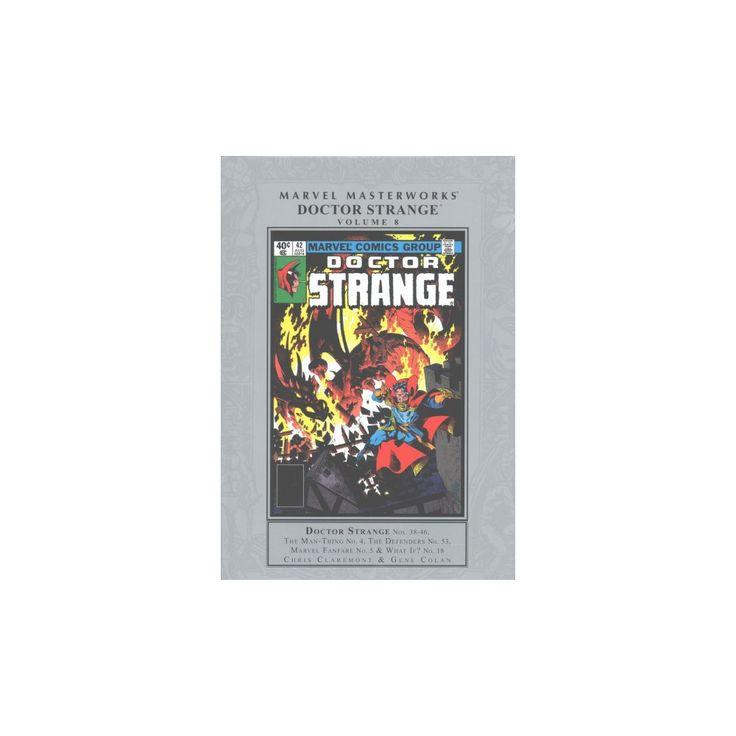 Marvel Masterworks Doctor Strange 8 (Hardcover) (Chris Claremont & Roger Stern & Peter Gillis & Bill